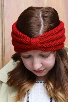 The Purl Turban Headband