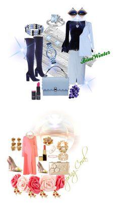 """Season Change"" by sinmrn ❤ liked on Polyvore featuring Akris Punto, Roland Mouret, Martick, Miss Selfridge, Fendi, Swarovski, Laura Ashley, Michael Kors, MM6 Maison Margiela and NYX"