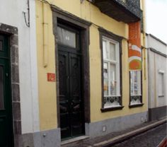 Rotas, Rua de Pedro Homen #49, Ponta Delgada, Sao Miguel, Azores < vegetarian restaurant and #