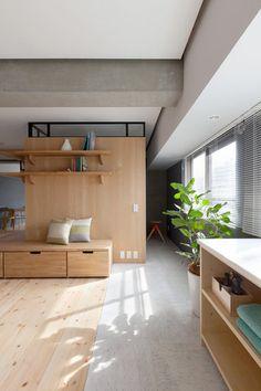 Los expertos de Habitissimo nos enseñan un precioso ejemplo de un apartamento de estilo japonés. Fujigaoka M House está ubicada en Japón...