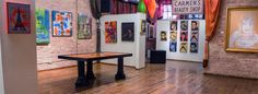 Mars Gallery Chicago - great space for shower, rehearsal or reception