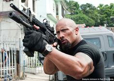 """The Rock Set To Battle Demons In """"SEAL Team 666"""""""