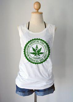 For Medical use ONLY marijuana Weed leaf ganja pot by sodachicshop