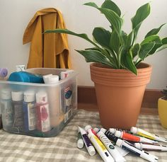 Art Hoe Aesthetic, Angel Aesthetic, Aesthetic Bedroom, Mellow Yellow, Aesthetic Pictures, Artsy Fartsy, Indoor Plants, Crafty, Creative