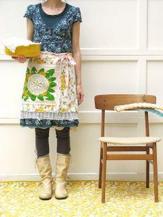 I do need a new apron! #apron #avental
