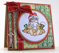 Bugaboo Christmas ***Stamping ****