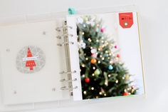 My December Daily® (holiday) album so far  by kelseyespecially at @studio_calico