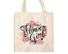 Junior Bridesmaid Tote Bag Junior Bridesmaid Bag by KaspiParty Bridesmaid  Tote Bags 4fa4812c06281
