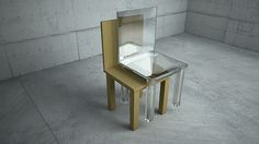 Departure Chair by Mousarris