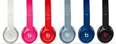 Beats Solo2 Wired On-Ear Headphones for $89.99