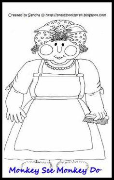 Mrs Wishy Washy