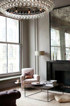 Le Petit Florilège - Créateurs d'Intérieurs à Bordeaux   New -York New -York   Direction le quartier de Soho à New-York, où une famille à investi un ancien appartement. Le magnifi...