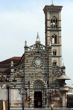 Duomo di Santo Stefano, Prato, Toscana, Italy