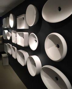 ideavit freestanding wash basins  in presentation