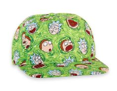 (Sponsored) Buy Rick and Morty Sublimated All Over Faces and Portals Snapback Hat at TVStoreOnline.com Officially Licensed Rick and Morty Merchandise FAST Shipping. SHOP NOW!