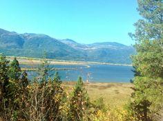 Duck Lake, Creston BC. Canada. You gotta go here