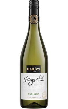 Hardys Nottage Hill Chardonnay South Eastern Australia - 12 Bottles White Wine, Bottles, Tropical, Australia, Sea, White Wines, The Ocean, Ocean