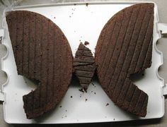 butterfly shape for cake