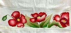 Brush Strokes, Flower Crafts, Art World, Lily, Tapestry, Stamp, Veggies, Paintings, Fruit
