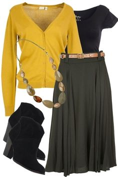 Autum Outfit for meeting