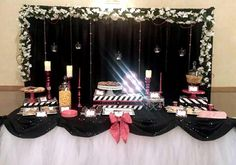 Wedding Dessert Table by Polished Parties