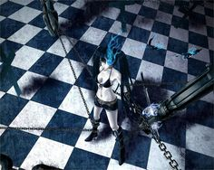 1280x1024 beautiful pictures of black rock shooter