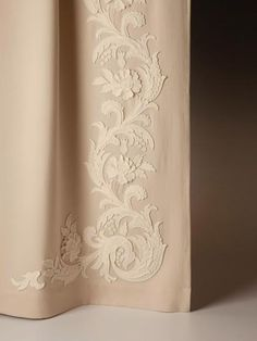 Holland Amp Sherry S Exquisite Embroidery Custom Drapery