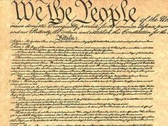 picture constitution of the united states | The Constitution of the United States of America