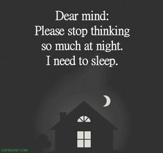 Well Said Quote About Night