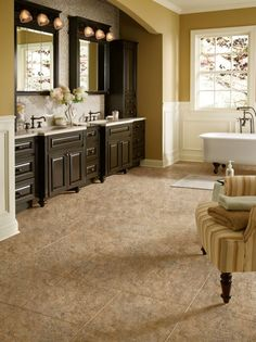 Learn more about Armstrong Multistone - Terracotta and order a sample or find a flooring store near you.