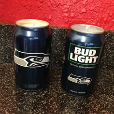 bud light commercial youtube my seahawks pinterest bud seattle seahawks candle in 2016 bud light beer by craftedbyktlynn mozeypictures Images