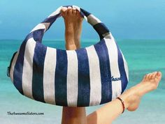 Fastrack Stripes Hobo Bag