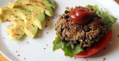 #Greatist Recipe Of the Day: Black Bean and Quinoa Burgers