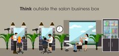 Think Outside The Salon And Spa Business Box