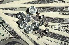a little spending money...some bijoux...