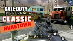 My First Match Had To Be Nuketown | Call Of Duty MOBILE