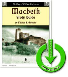 Macbeth - E-Guide review Byebyebrickandmortar.com