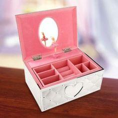 ~musical ballerina jewelry box~
