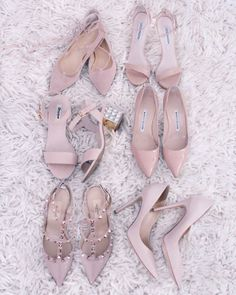 Stay neutral... #nude #shoes