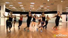 I love fast and energetic Zumba routines, these ones are really awesome!