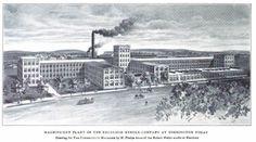 Excelsior Needle Company, Torrington, CT.