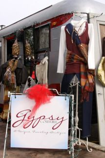Spotlight on: Gypsy Couture, local retail on wheels - San Antonio Business Spotlight | Examiner.com