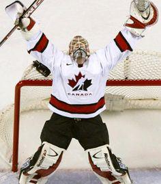 Martin Brodeur - Team Canada