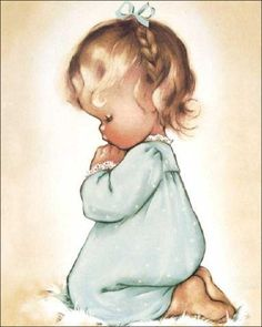 Now I lay me down to sleep, I pray the Lord my soul to keep. If I should die before I wake, I pray the Lord my soul to take. Images Vintage, Photo Vintage, Vintage Pictures, Vintage Cards, Cute Pictures, Indian Pictures, Baby Motiv, Image Digital, Prayers For Children