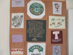 T shirt quilt pattern with tutorial from Ludlow Quilt and sew.  A tee shirt quilt makes a great memory quilt.