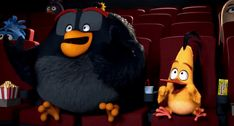 Angry Birds, Finnish Animation, May 2016