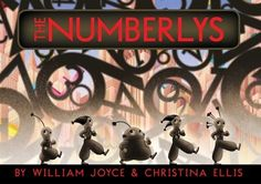 From the team who brought you The Fantastic Flying Books of Mr. Morris Lessmore comes an alphabet tale extraordinaire! Once upon a time there was no alphabet, only numbers… Life was…fine. Orderly. Dull as gray paint. Very…numberly. But our five jaunty heroes weren't willing to accept that this was all there could be. They knew there had to be more. So they broke out hard hats and welders, hammers and glue guns, and they started knocking some numbers tog...