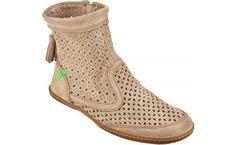 N262 Lux Suede Piedra / El Viajero - Woman Shoes - Online Shop - El Naturalista