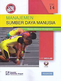 Manajemen Sumber Daya Manusia – Human Resource Management Disertai CD Book Edisi 14, Gary Dessler