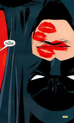 "Kisses From The Cat Vol. 1 #1 (December 2004) ""Date Knight"" Art by Tim Sale, Words by Darwyn Cooke"
